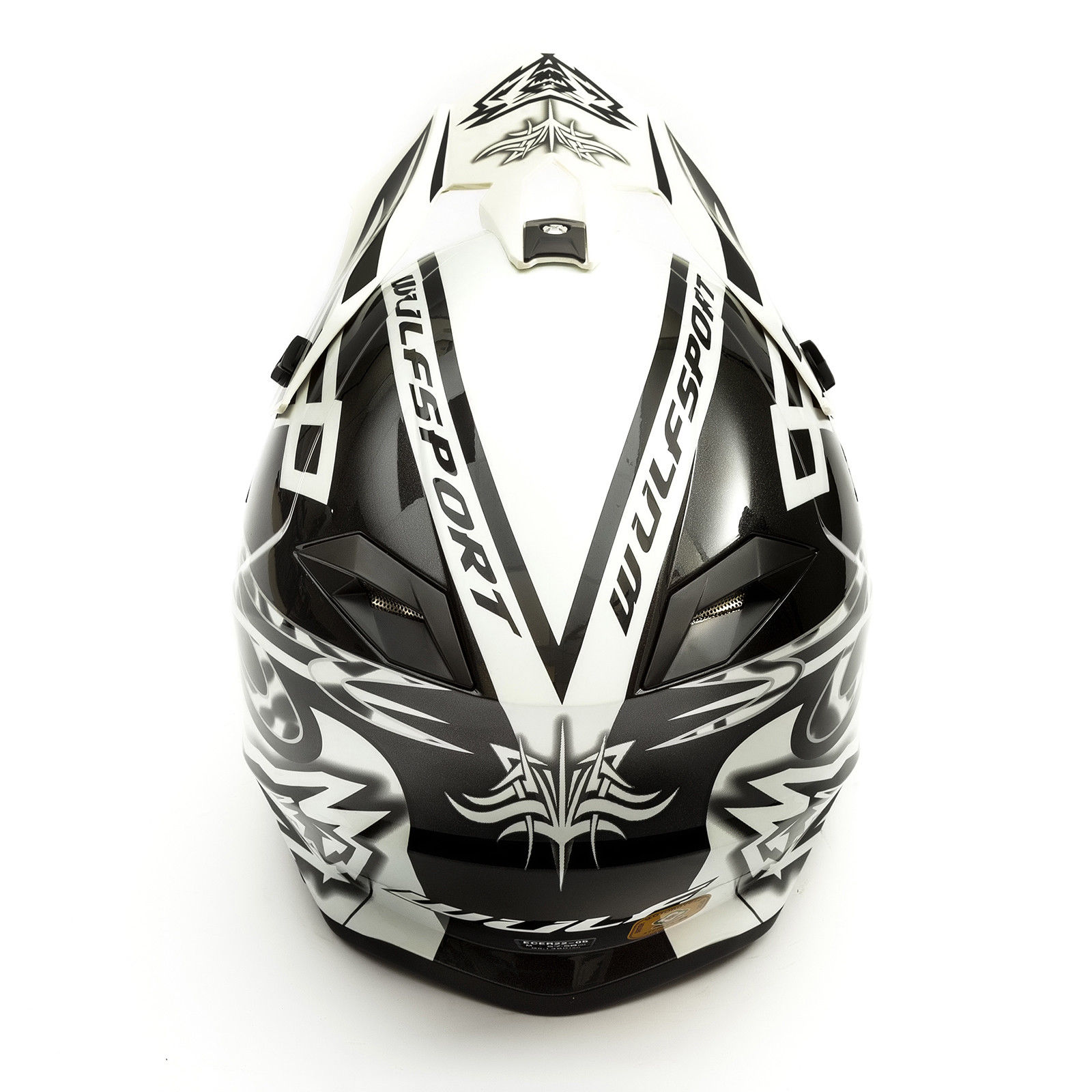 Wulfsport-Adult-Sceptre-Helmets-Motocross-Pitbike-Motorbike-Off-Road-Racing-ATV thumbnail 54