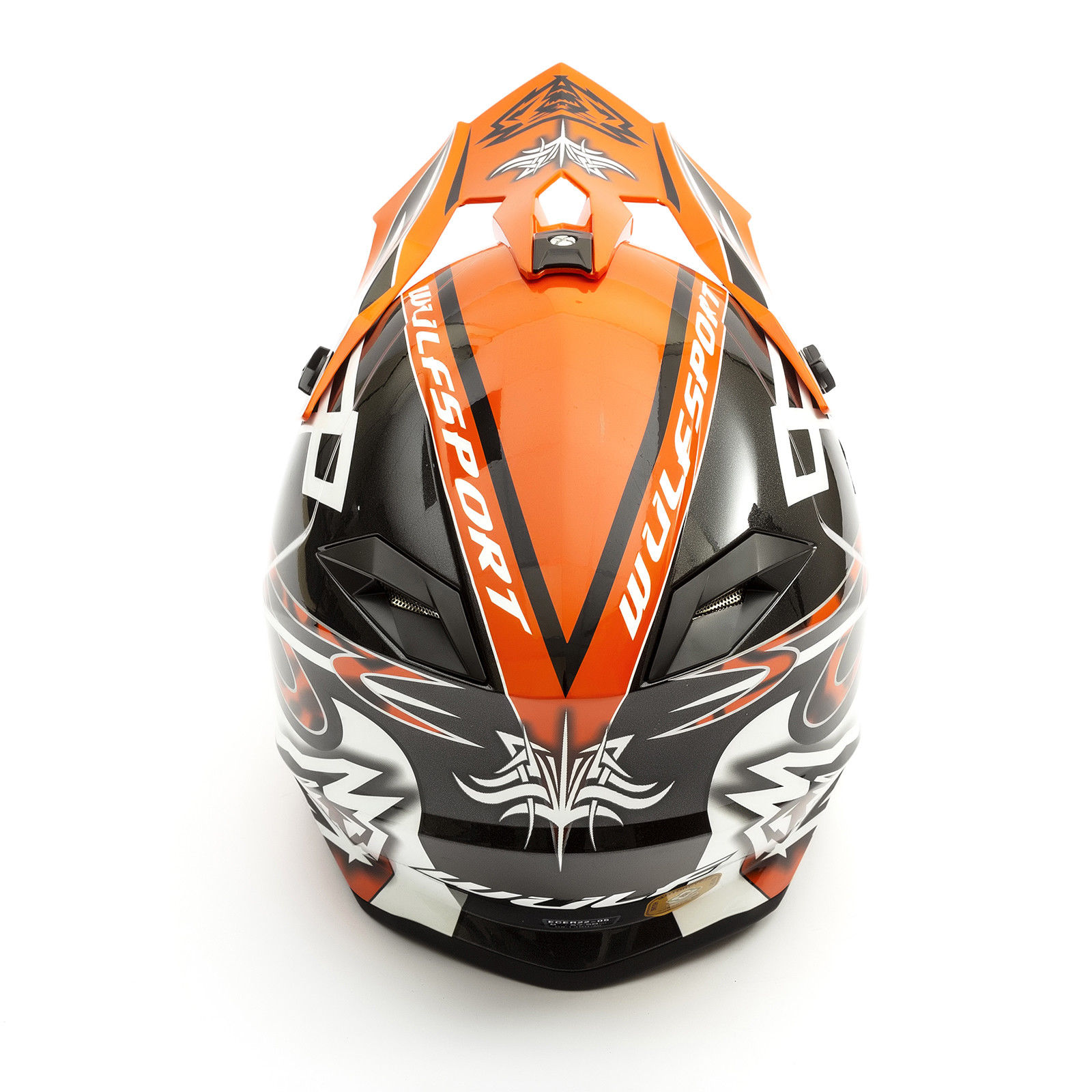 Wulfsport-Adult-Sceptre-Helmets-Motocross-Pitbike-Motorbike-Off-Road-Racing-ATV thumbnail 78