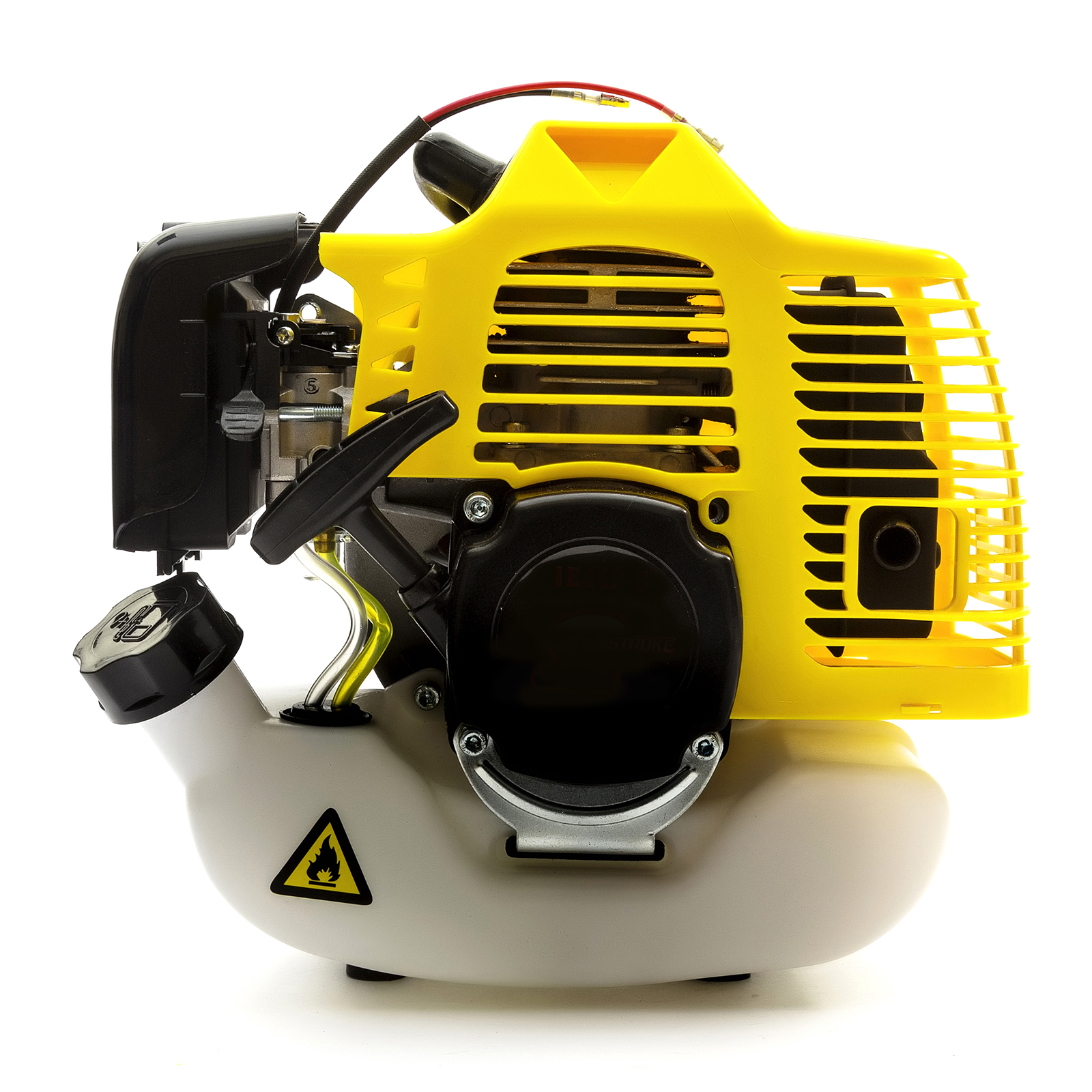 Chinese 49cc 52cc 55cc Multitool Brush Cutter Strimmer 2 Shoe 2T Clutch Polesaw