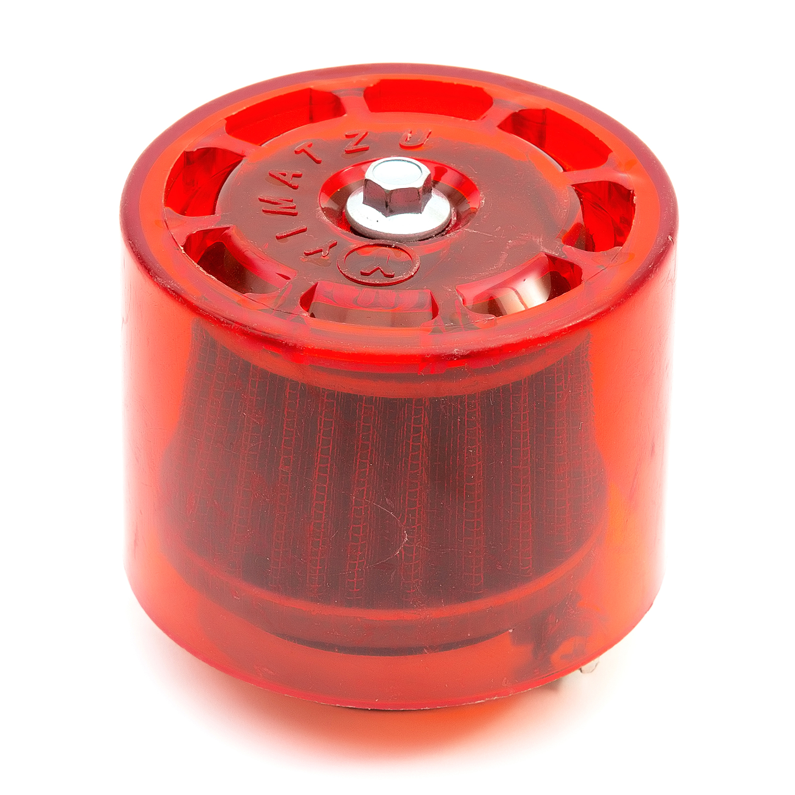 38mm Straight Free Flow Air Filter Red for DB50QT-11 Sports
