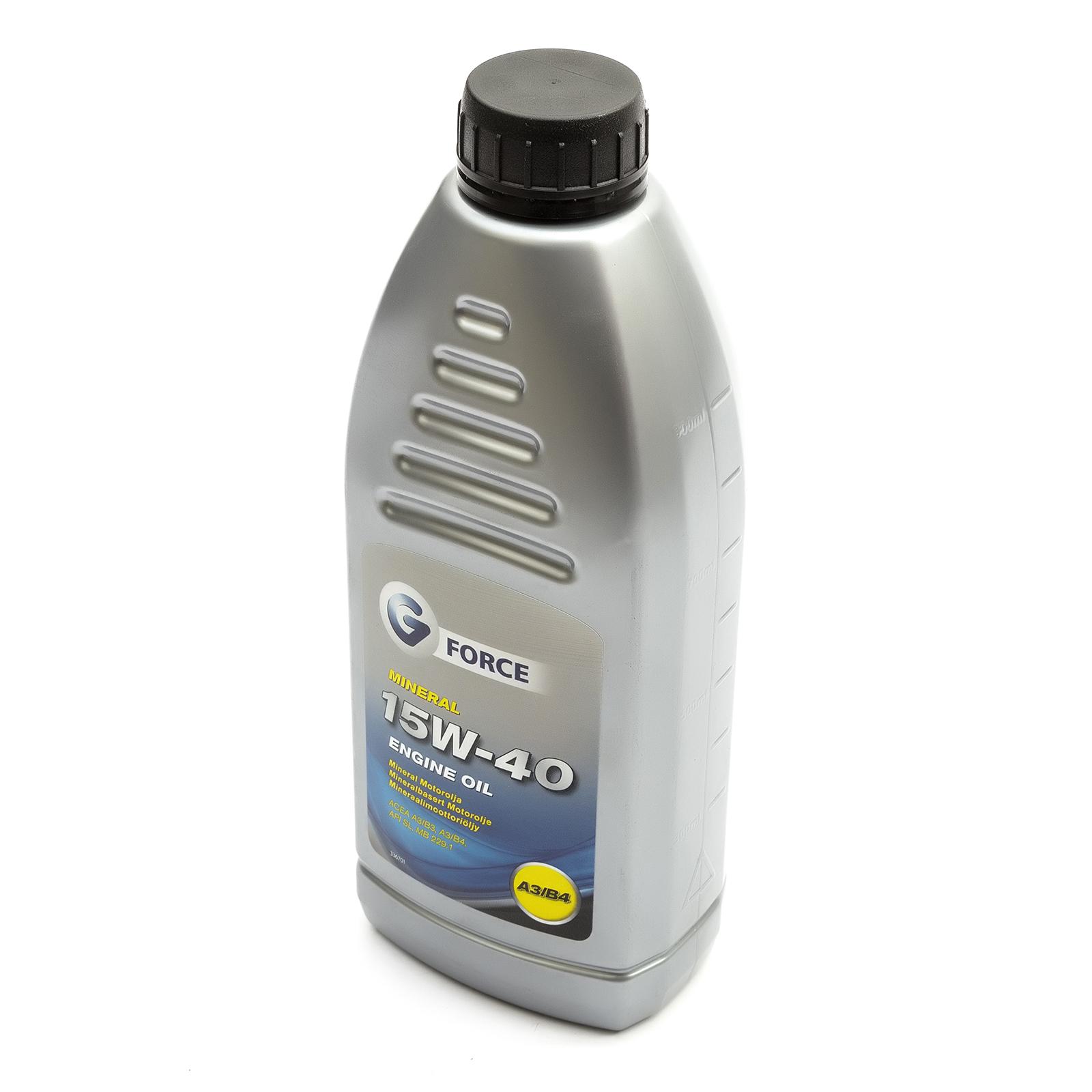 G Force 4 Stroke Engine Oil 1 Litre 50cc 90cc 110cc 125cc