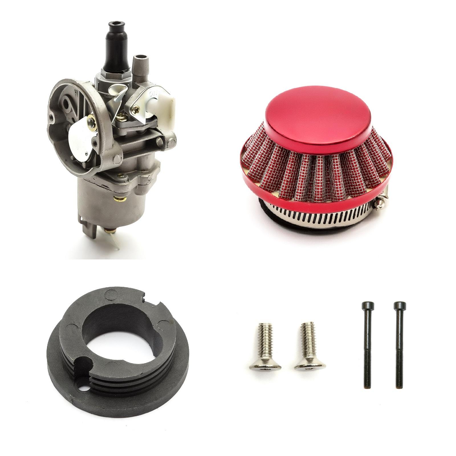 Carburettor bolt 47cc 49cc mini moto air-cooled