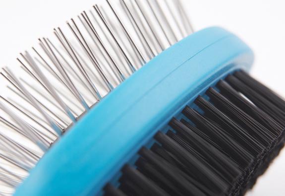 Ancol-Dog-Grooming-Brush-Comb-Slicker-Rake-Pads-Scissors-Nail-Files-Clippers thumbnail 4