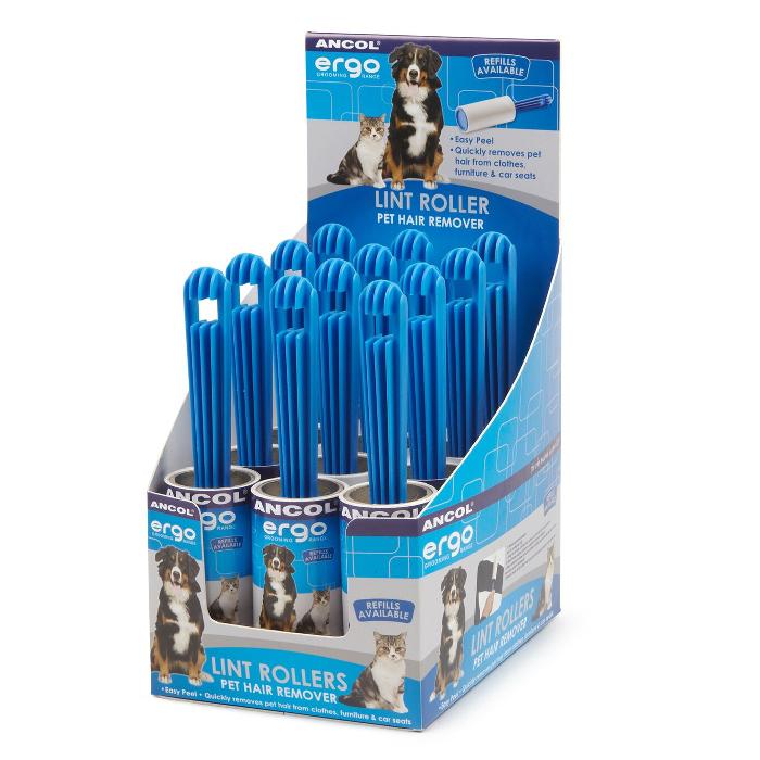 Ancol-Dog-Grooming-Brush-Comb-Slicker-Rake-Pads-Scissors-Nail-Files-Clippers thumbnail 66