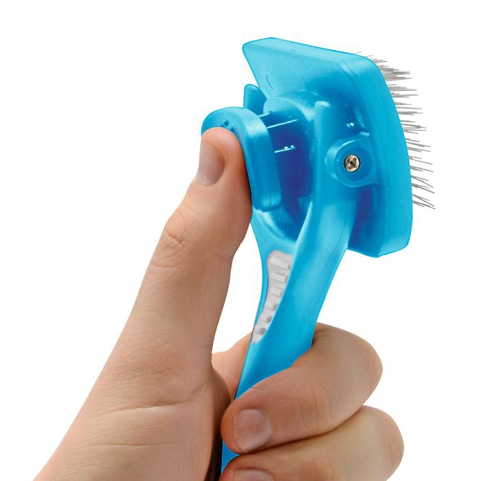 Ancol-Dog-Grooming-Brush-Comb-Slicker-Rake-Pads-Scissors-Nail-Files-Clippers thumbnail 33