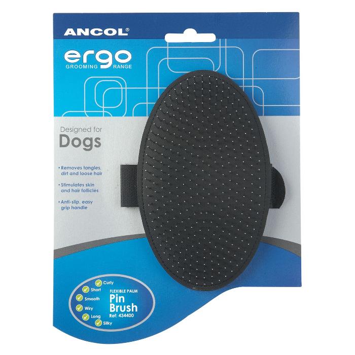 Ancol-Dog-Grooming-Brush-Comb-Slicker-Rake-Pads-Scissors-Nail-Files-Clippers thumbnail 7