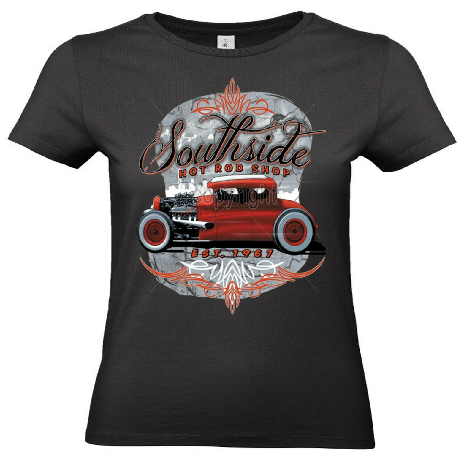 Hotrod 58 Enfants T Shirt service Hot Rat Rod Rockabilly Garage Voiture 51