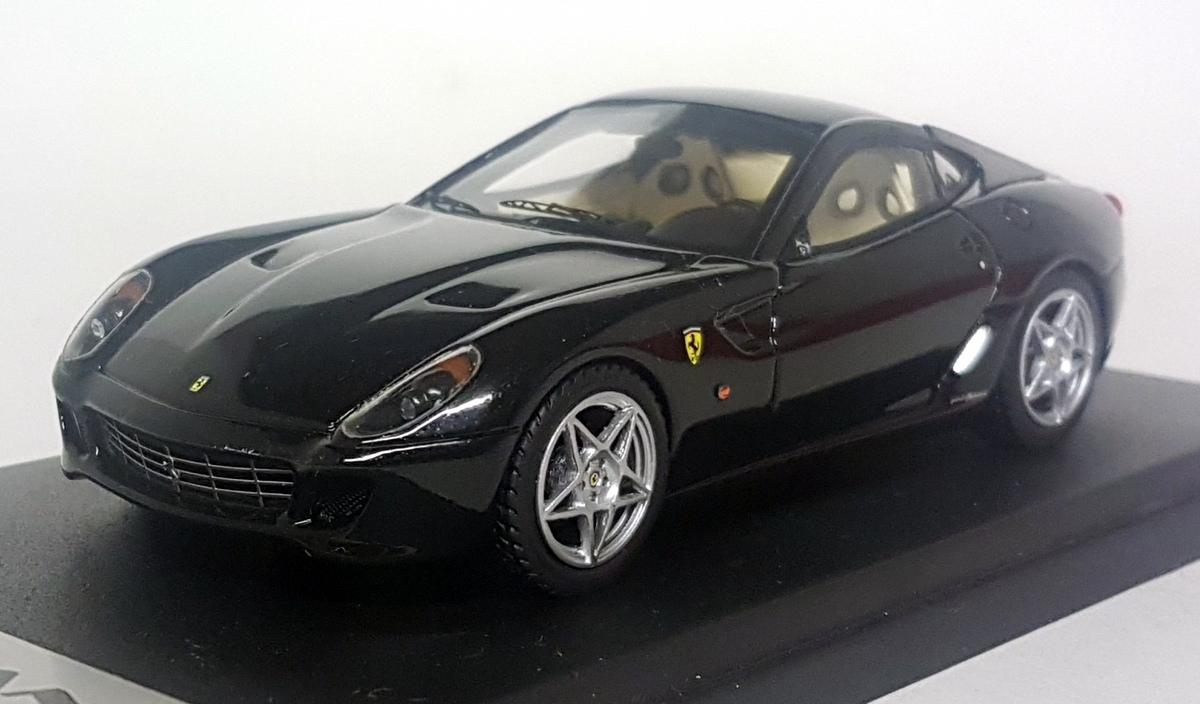 Looksmart 1 43 Scale Resin Ls173d Ferrari 599 Gtb Fiorano Black Daytona Mirror Ebay