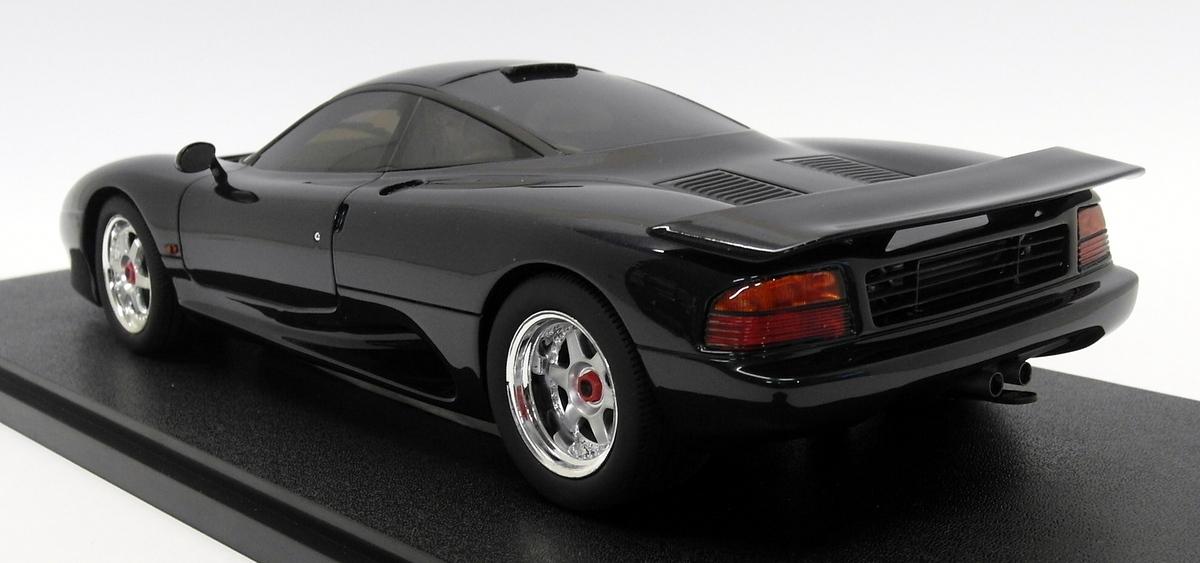 Cult Models 1/18 Scale CML092-1 Jaguar XJR-15 1990 Blue ...