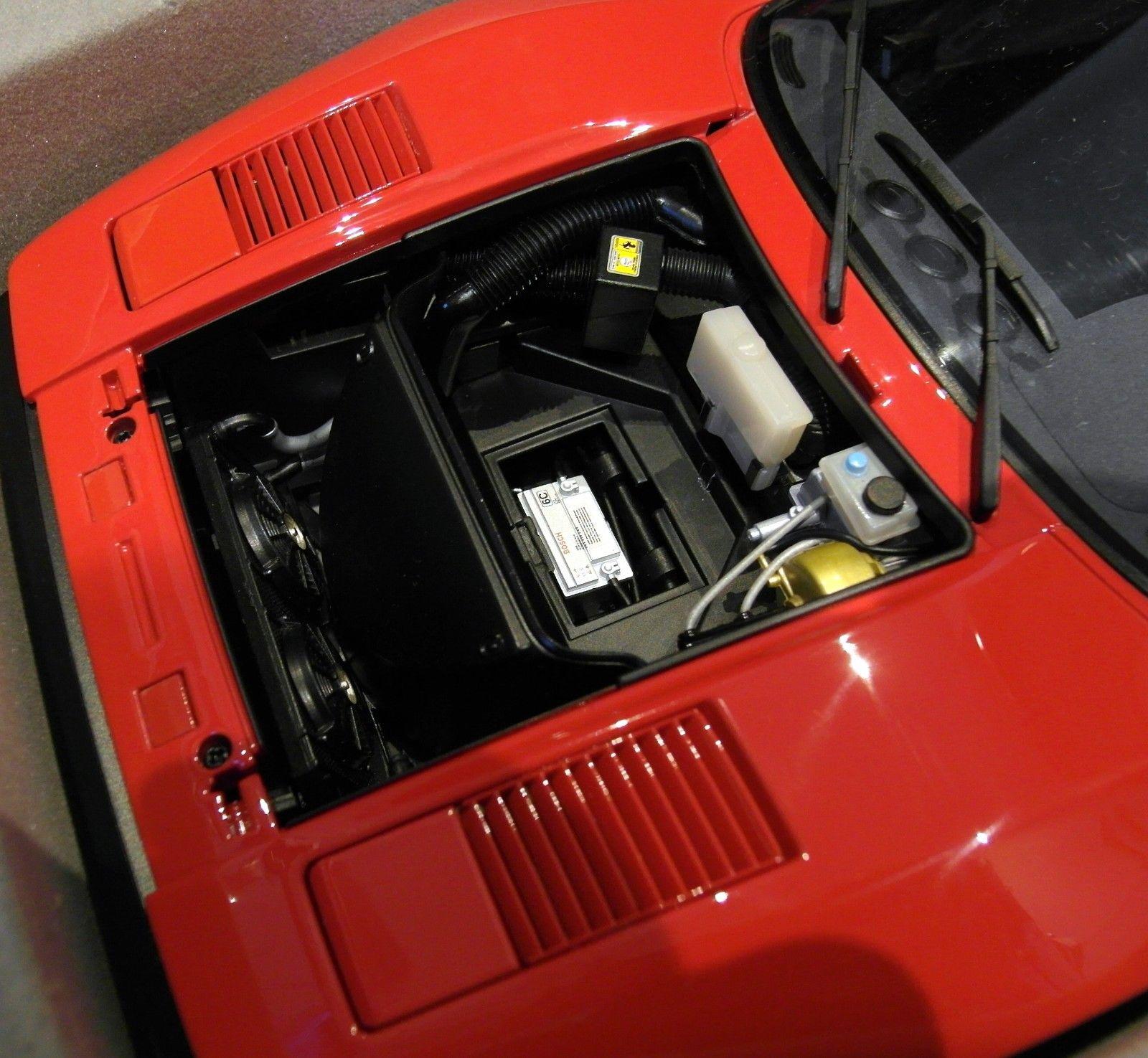 Tamiya 1/12 Scale - 23211 Ferrari 288 GTO Semi Assembled Premium Model | eBay
