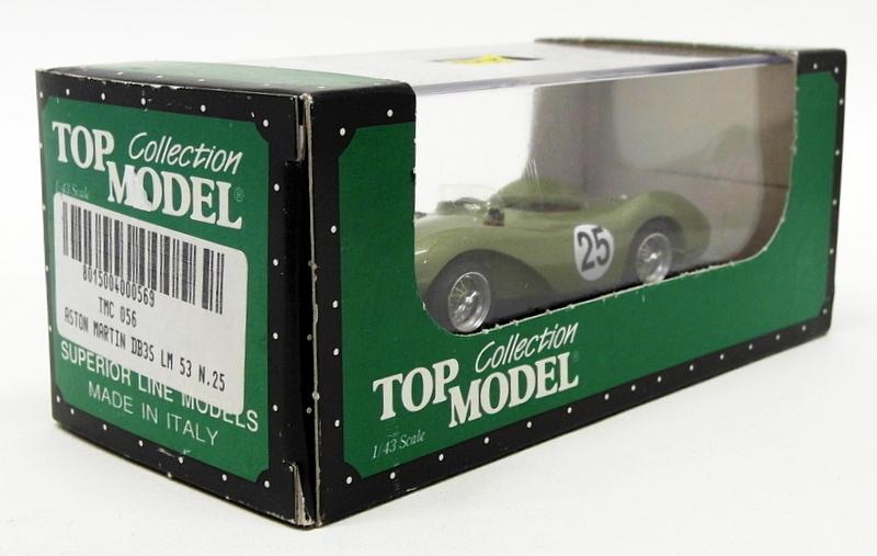 Top Model 1 43 Scale Resin Tmc056 Aston Martin Db35 25 Lm 1953 Ebay