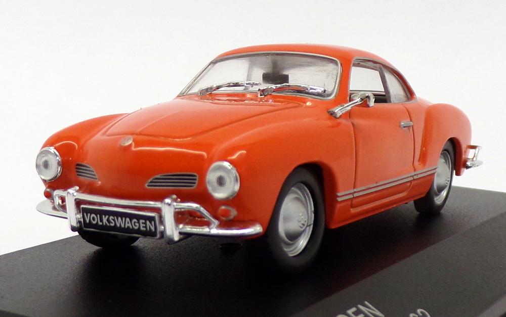 1962-1:43 Whitebox  *NEW* VW Karmann Ghia orange