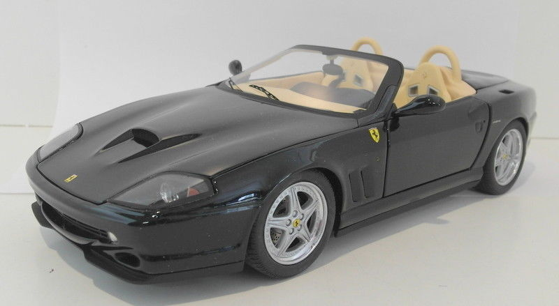 Ferrari 550 Barchetta red IXO FER020 adult car model gift scale 1:43