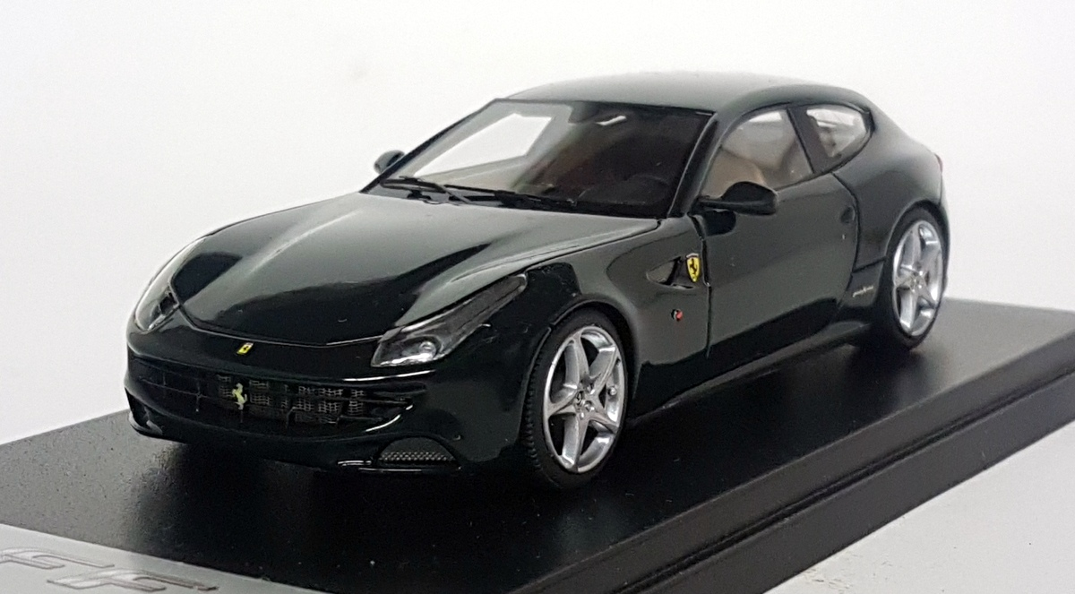 Looksmart 1 43 Scale Resin Ls387f Ferrari Ff Verde British Racing Green Ebay