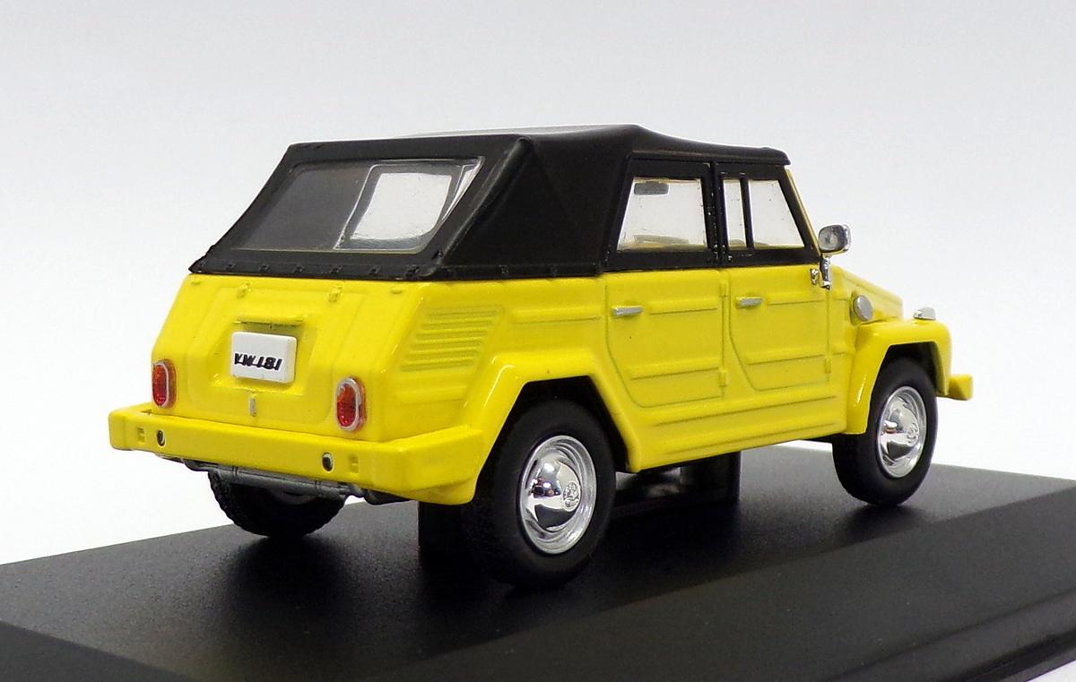 Volkswagen type 181 1971 solido 1:43 sl4305100 miniature