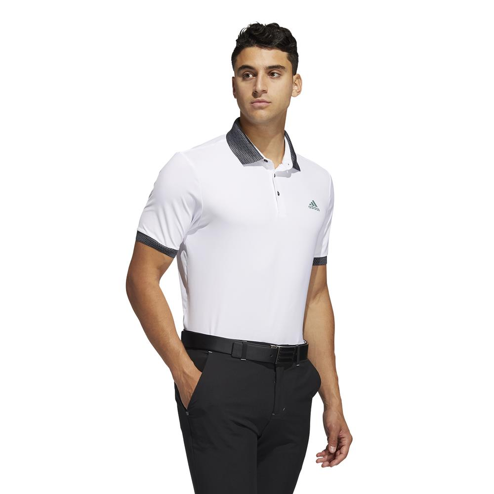 adidas Golf Mens Ultimate365 Delivery Polo Shirt