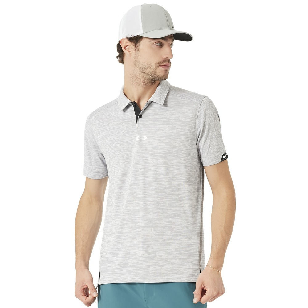 OAKLEY-GOLF-POLO-SHIRT-MENS-GRAVITY-PERFORMANCE-SHORT-SLEEVE Indexbild 6