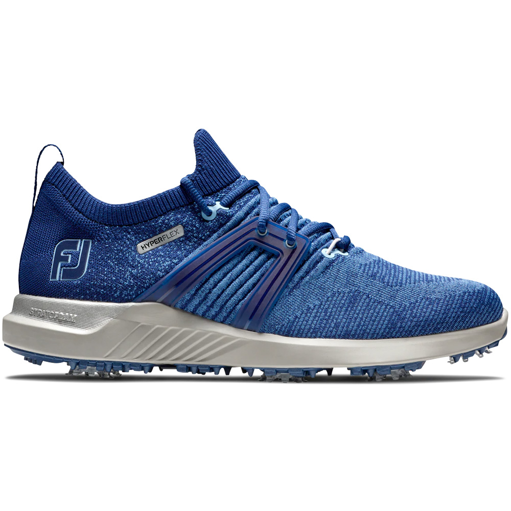 FootJoy Hyperflex Mens Golf Shoes  - Blue/White