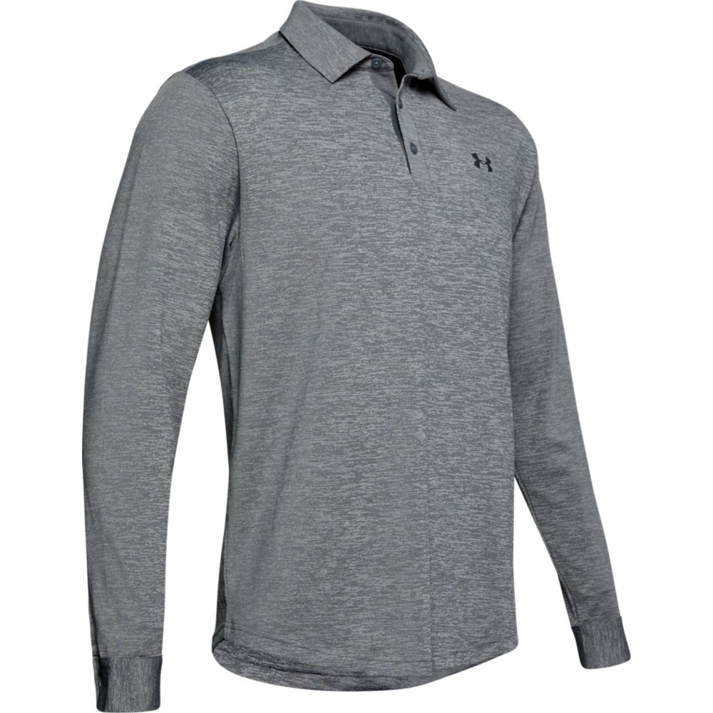 deuda dinastía apaciguar  Under Armour Golf Playoff 2.0 Long Sleeve Mens Polo Shirt | Scratch72