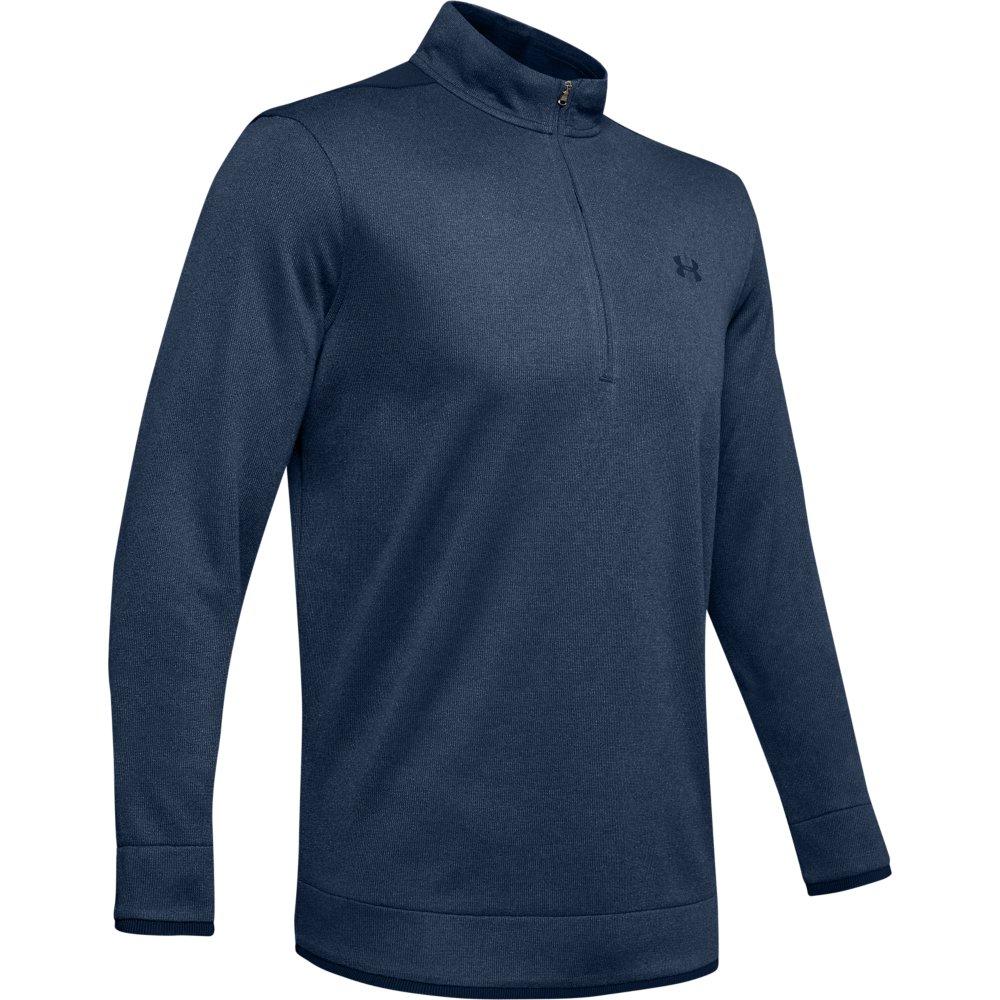 Under Armour Golf UA SweaterFleece  Mens 1/2 Zip Sweater  - Academy