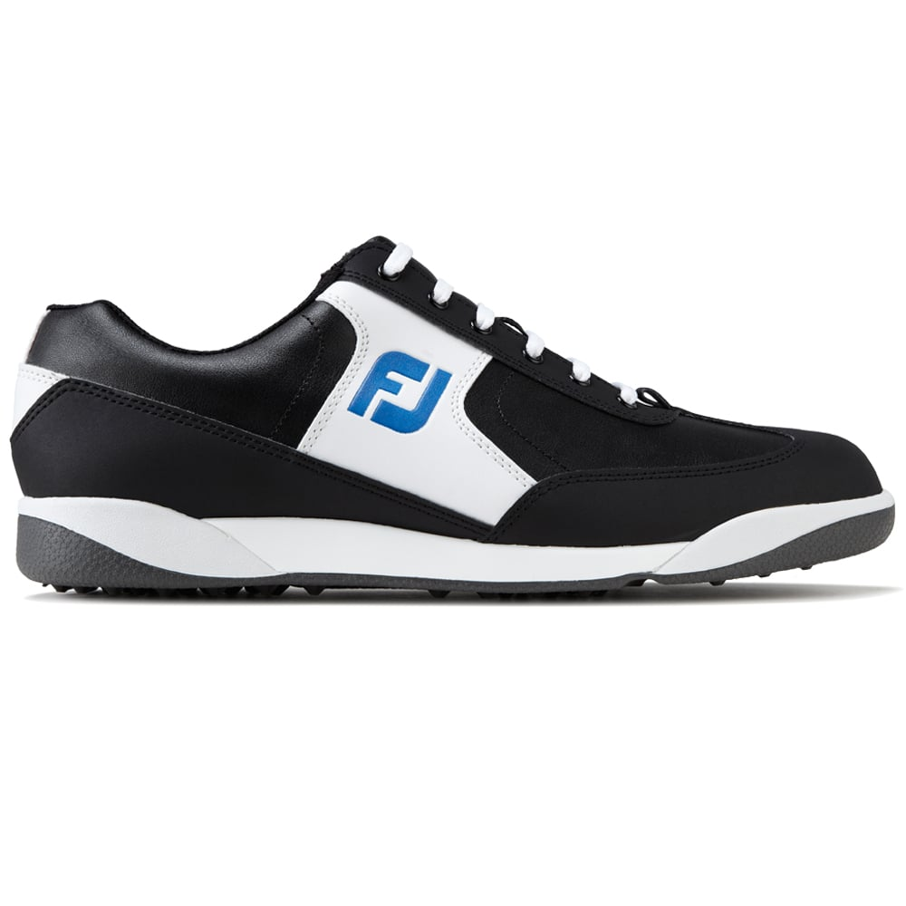 Brown Footjoy Spikeless Golf Shoes