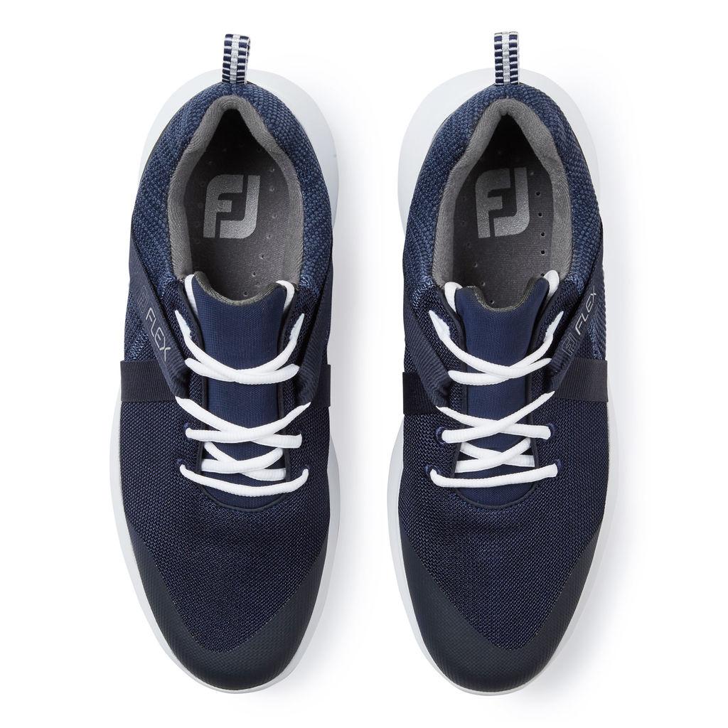 FootJoy Flex Lightweight Mesh Spikeless Mens Golf Shoes