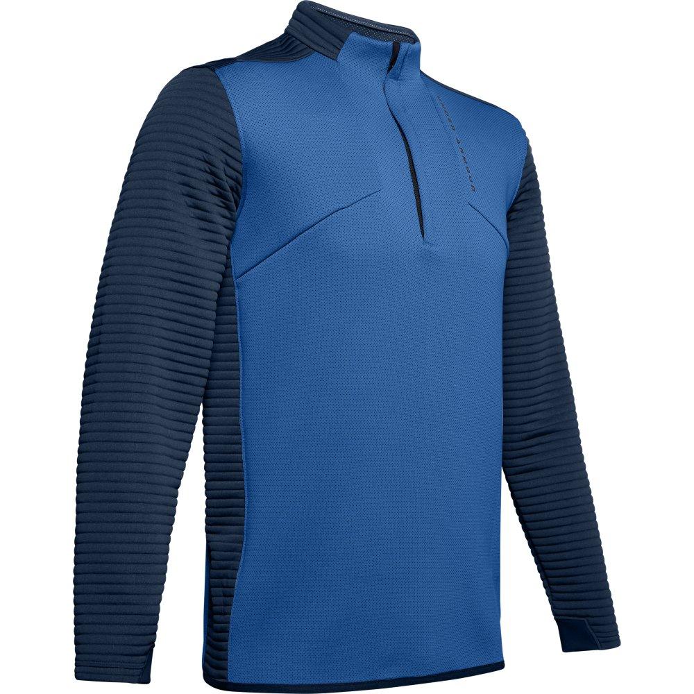 Under Armour Golf UA Storm Daytona Mens 1/2 Zip Sweater  - Tempest