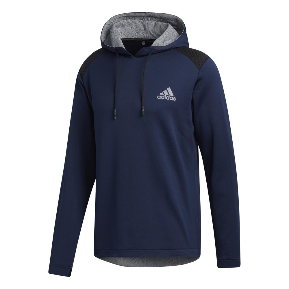 adidas Golf Mens COLD.RDY Hoodie  - Collegiate Navy