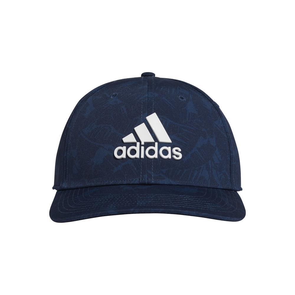 adidas Golf Tour Print Hat Mens Baseball Cap