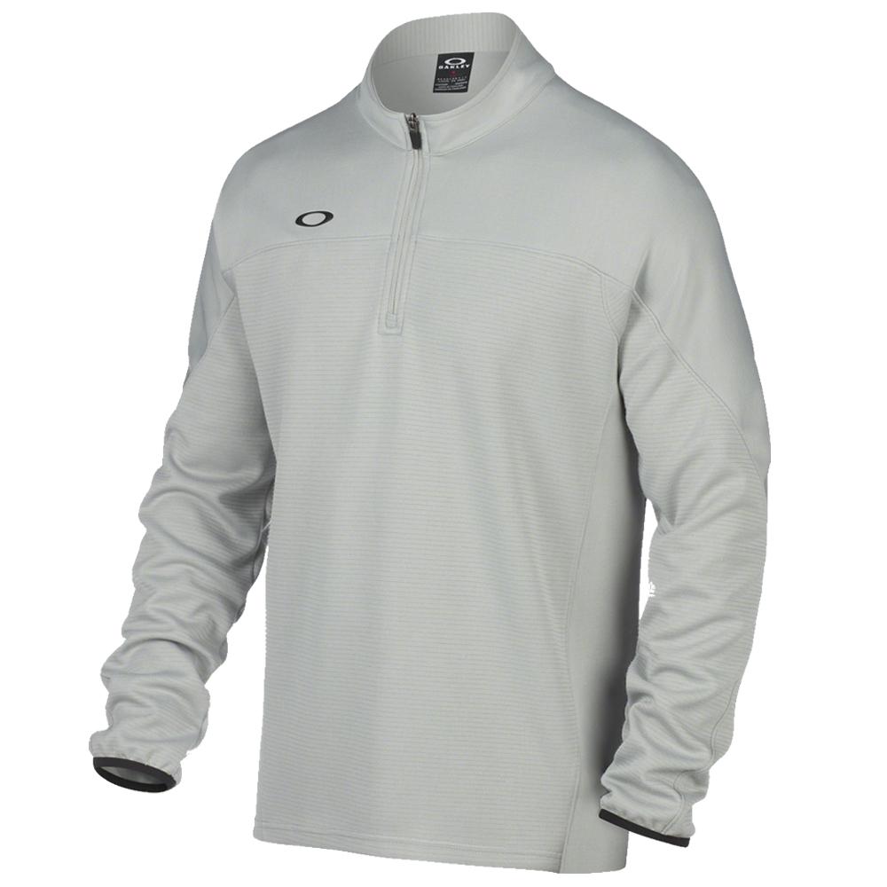 Oakley-Golf-Mens-Gridlock-Pullover-Half-Zip-Performance-Sweater-Jumper