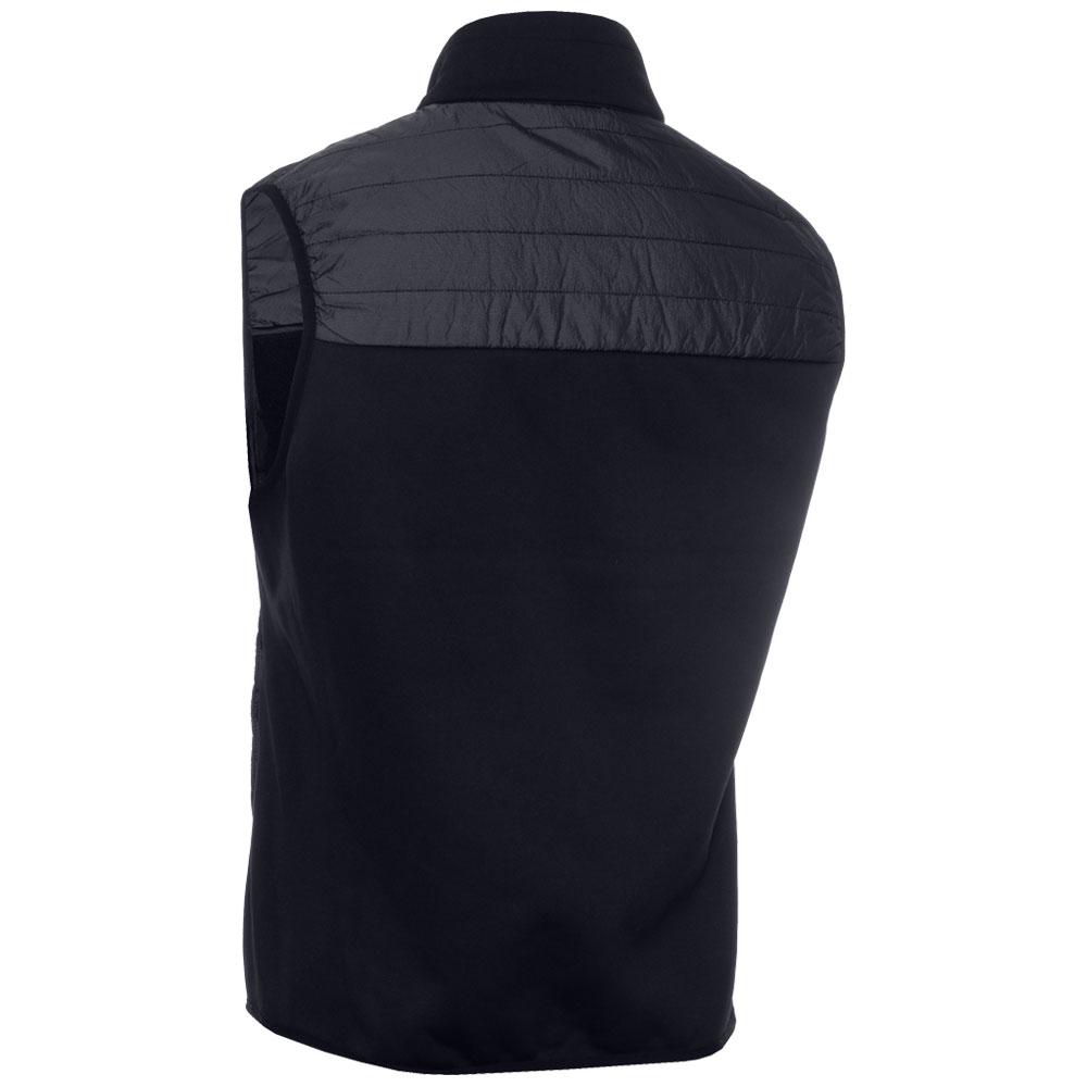 Calvin Klein Mens Wrangell Hybrid Golf Gilet  - Navy