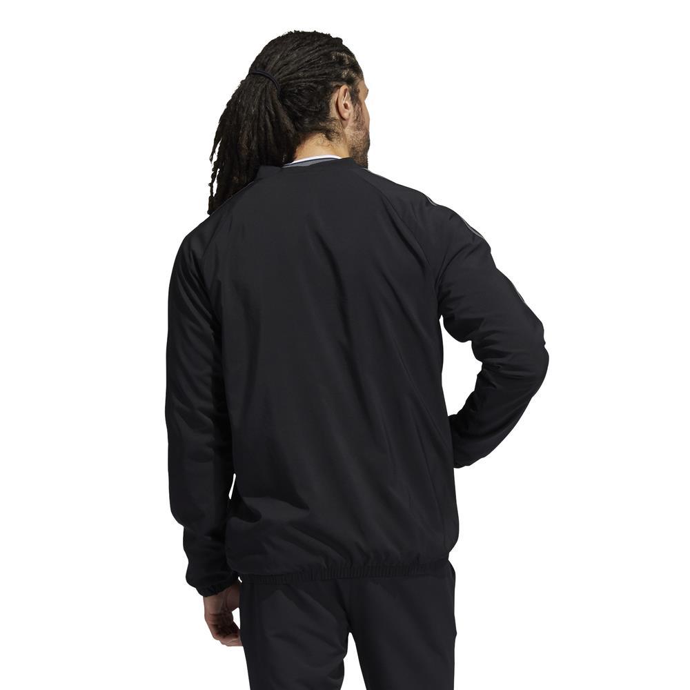 adidas Golf Primegreen Fully Lined Full-Zip Jacket  - Black