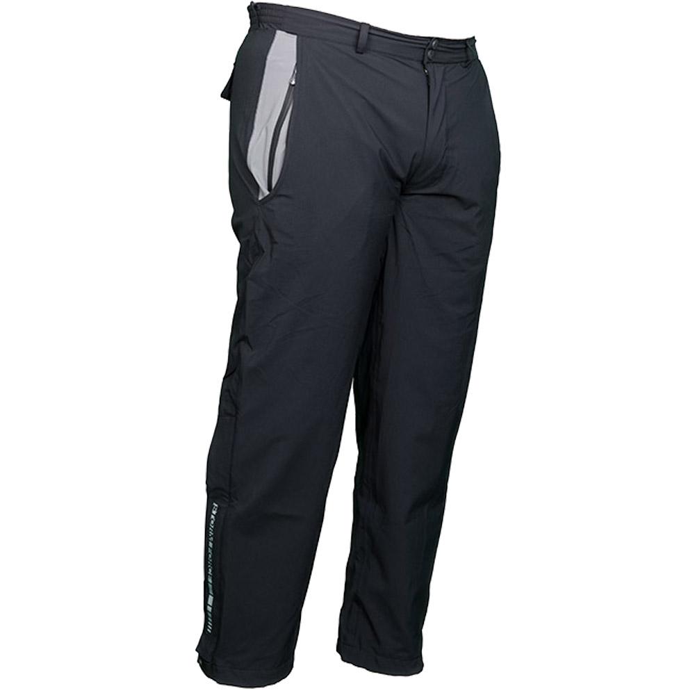 ProQuip Mens Stormforce Pro PX7 Waterproof Trousers  - Black