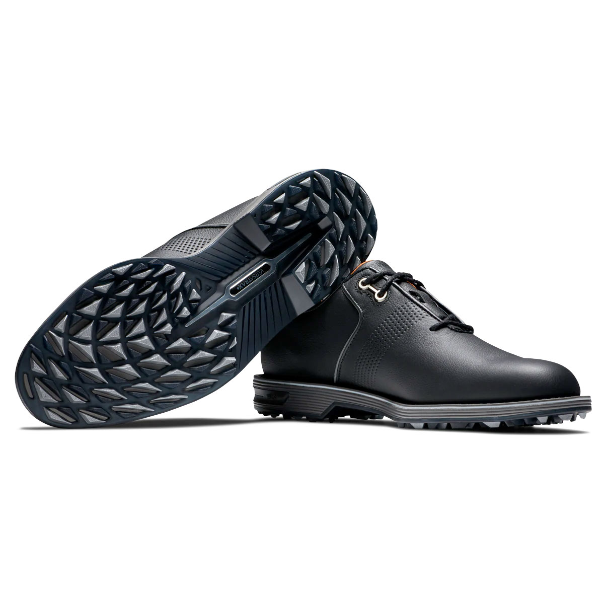 FootJoy Dryjoys Premiere Series Flint Mens Spikeless Golf Shoes  - Black