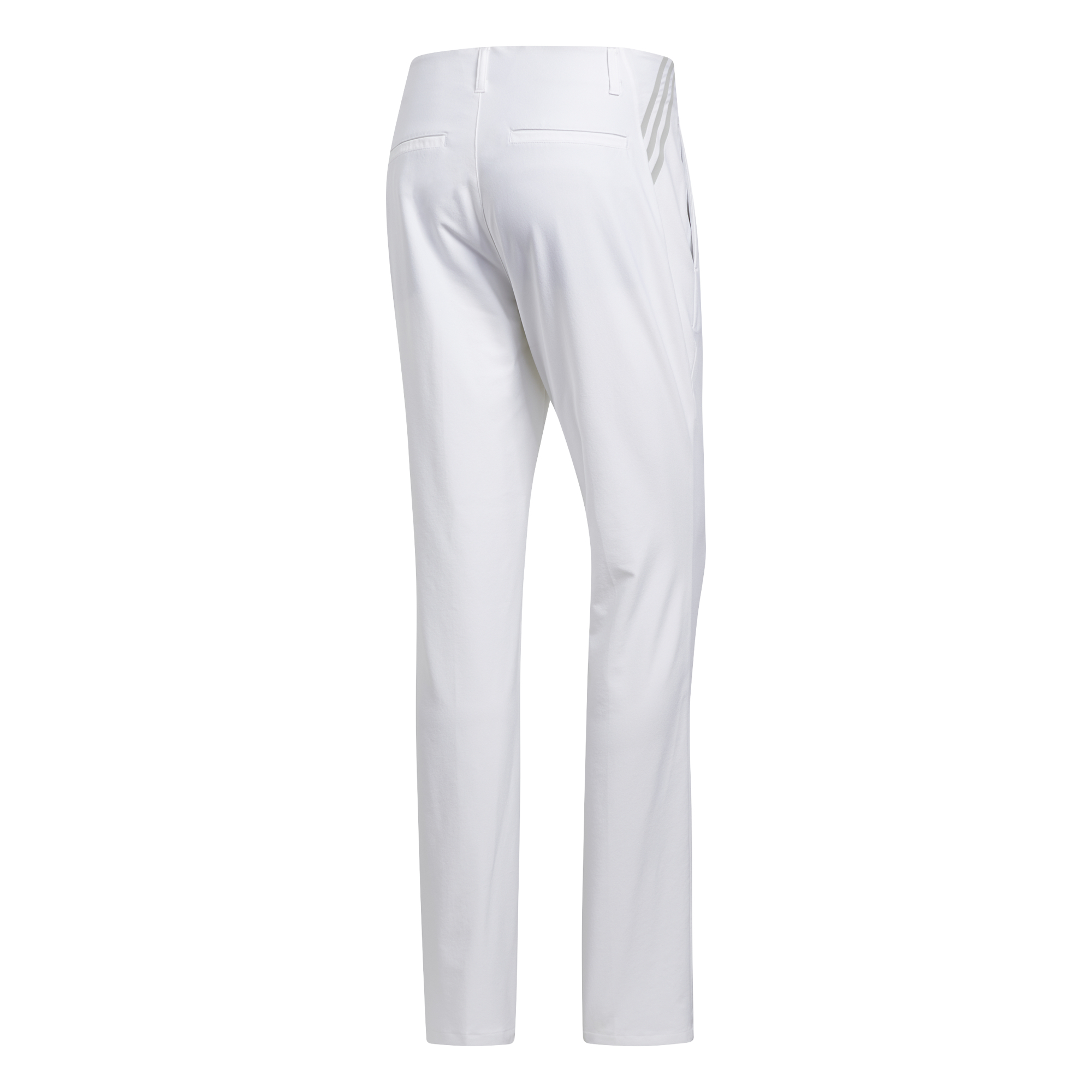 adidas Ultimate 365 3-Stripes Tapered Mens Golf Trousers  - White