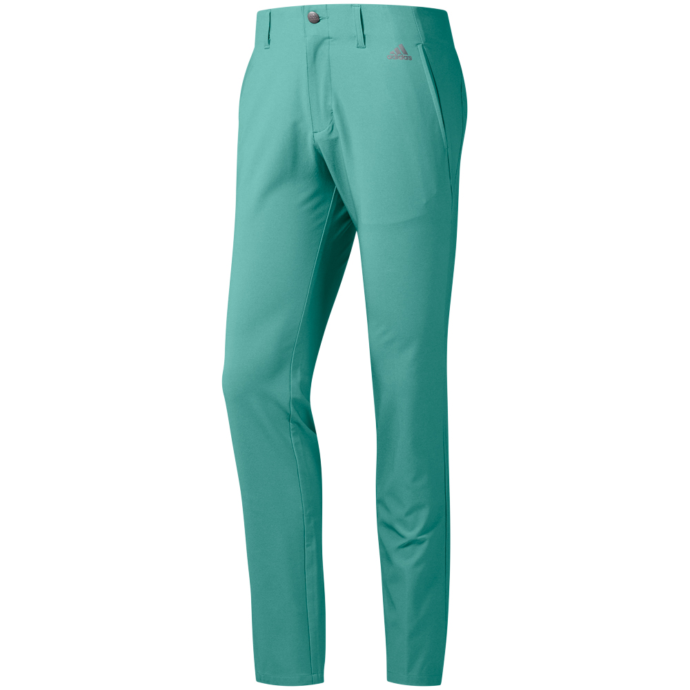 Adidas-2019-Mens-Ultimate-365-3-Stripes-Tapered-Golf-Trousers thumbnail 11