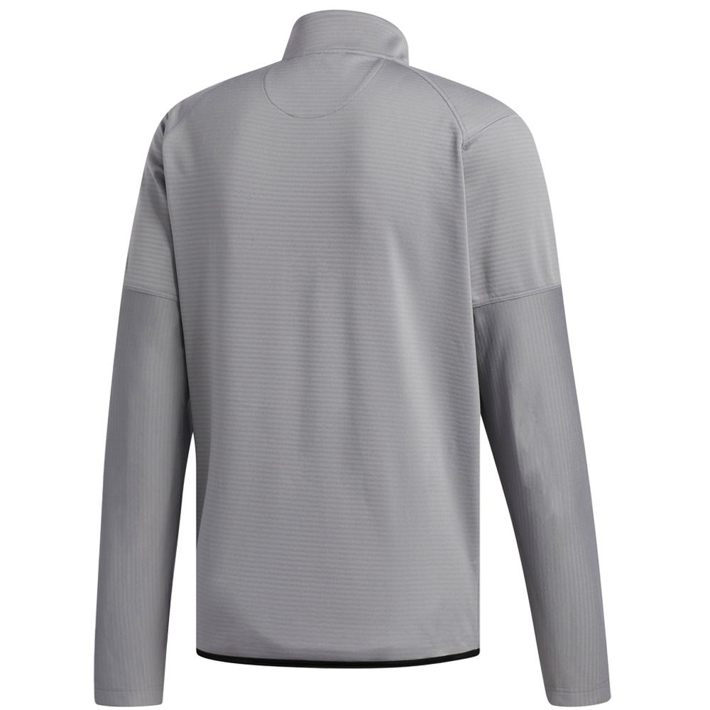 ever popular cheapest price cheap sale Détails sur Adidas Golf 2019 Homme Climawarm Gridded 1/4 zip Pull-over  Sweat- afficher le titre d'origine