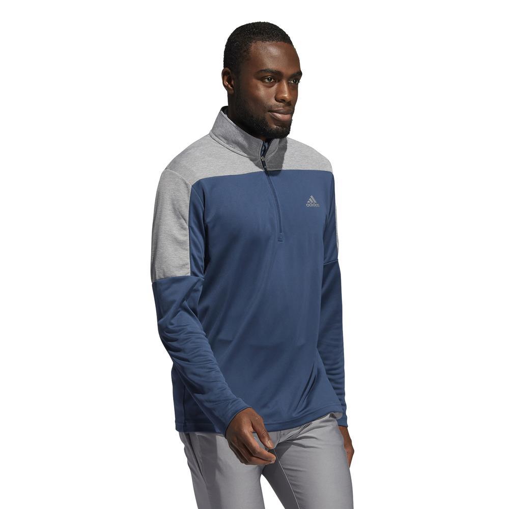 adidas Golf UPF Lightweight 1/4 Zip Pullover