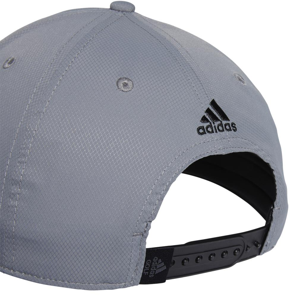adidas Golf Mens Tour Hat 3-Stripes Baseball Cap