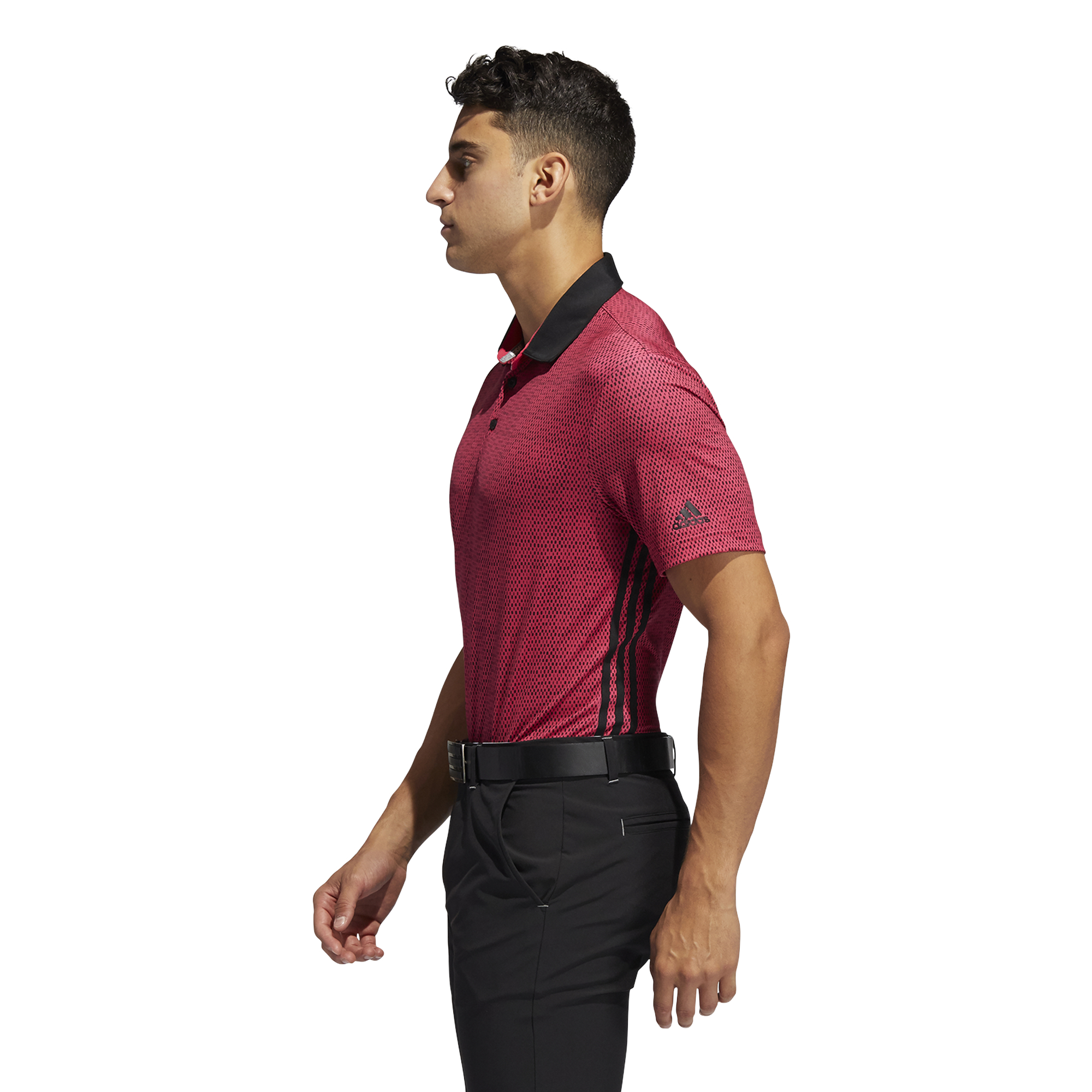 adidas Golf Mens Ultimate365 Polo Shirt