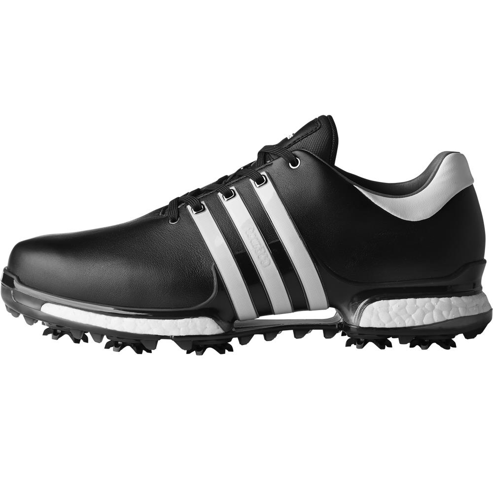 Adidas Golf 2018 homme Tour 360 Boost Boost Boost 2.0 Waterproof Leather Golf chaussures - Wide ffa65b