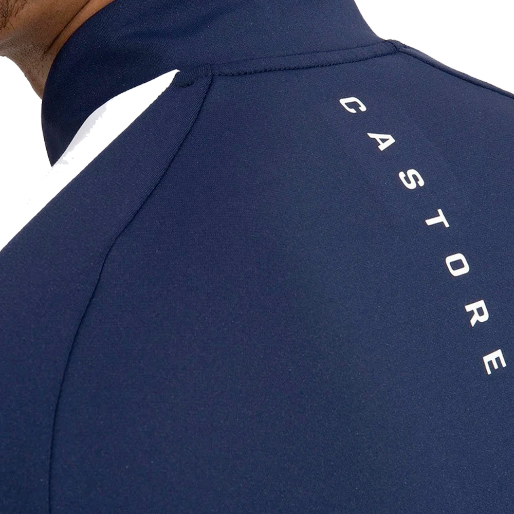 Castore Jersey 1/4 Zip Mens Golf Pullover  - Navy