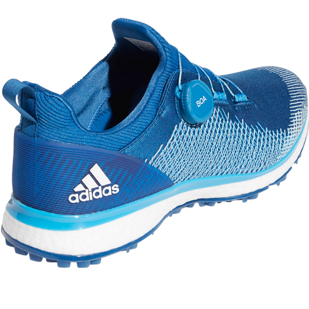 adidas Golf Forgefiber Boa Spikeless Mens Golf Shoes