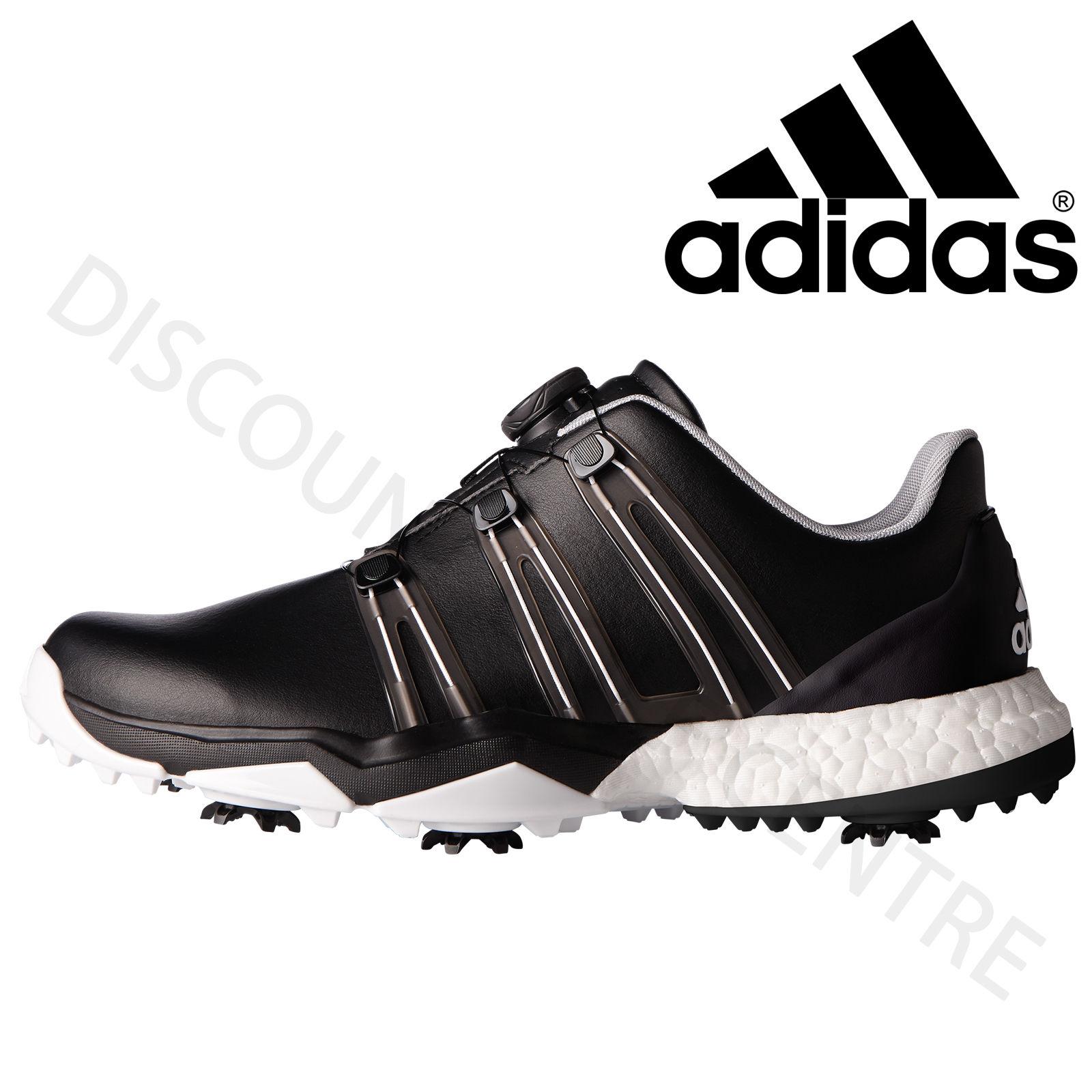 Adidas Men S Powerband Boa Boost Golf Shoe