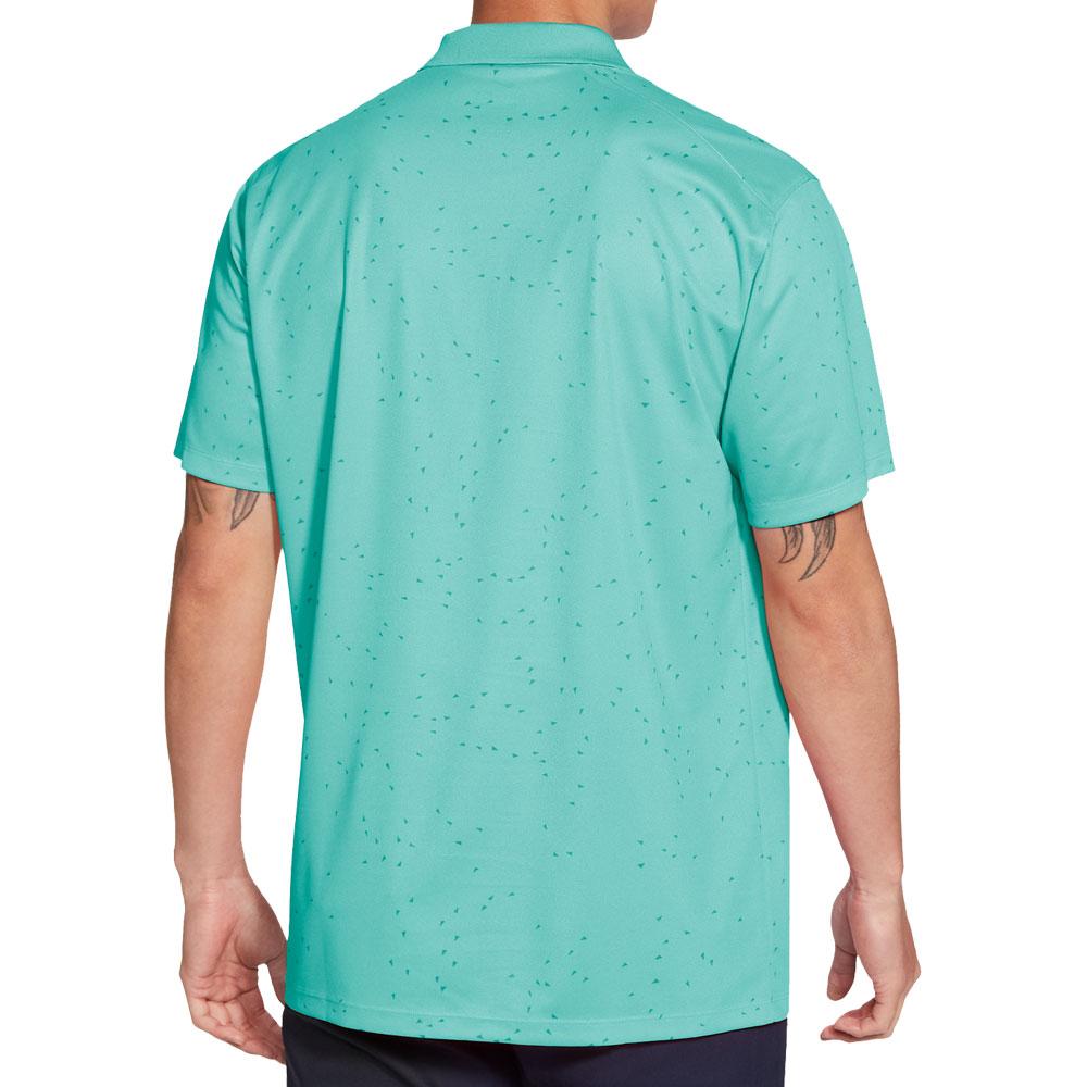 Nike Golf Dry Victory Print Polo Shirt  - Tropical Twist