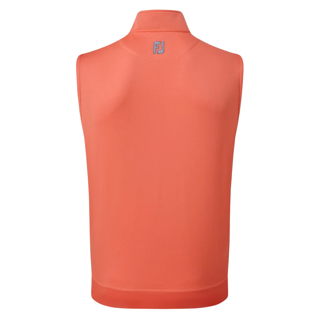 FootJoy Golf Chill-Out Vest Mens Gilet  - Coral