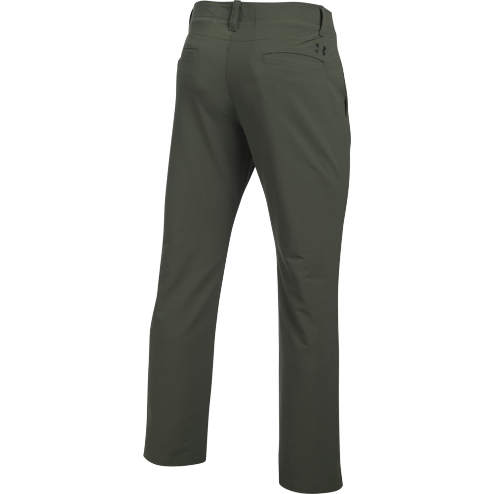 miniatuur 9 - UNDER ARMOUR MENS MATCHPLAY TAPERED LEG GOLF PERFORMANCE TROUSERS (1253492)