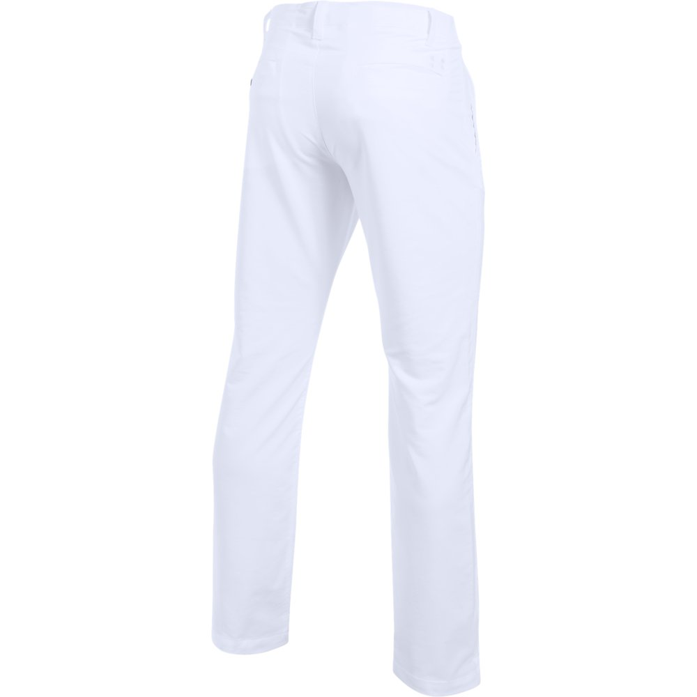 miniatuur 5 - UNDER ARMOUR MENS MATCHPLAY TAPERED LEG GOLF PERFORMANCE TROUSERS (1253492)
