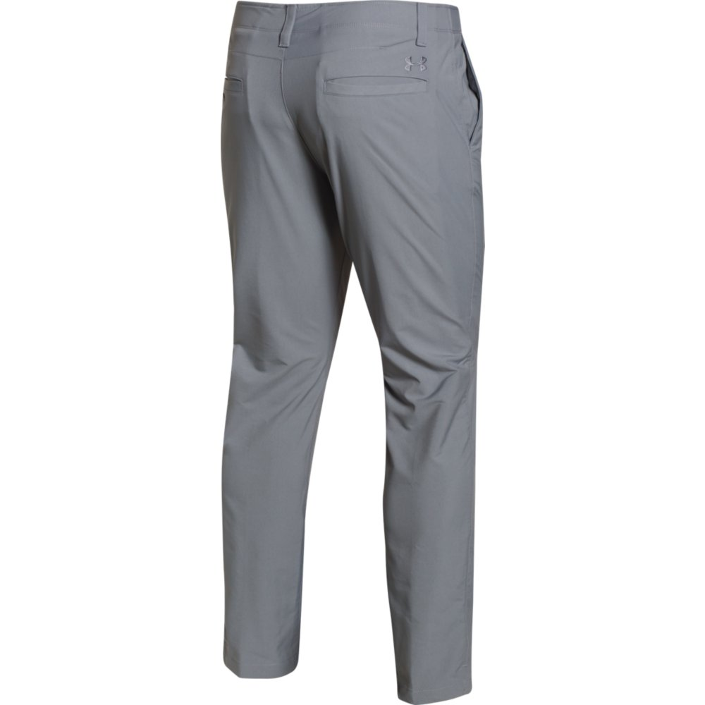 miniatuur 7 - UNDER ARMOUR MENS MATCHPLAY TAPERED LEG GOLF PERFORMANCE TROUSERS (1253492)