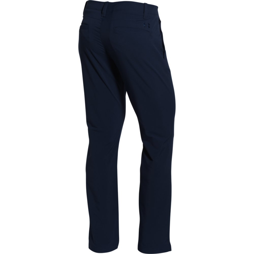 miniatuur 13 - UNDER ARMOUR MENS MATCHPLAY TAPERED LEG GOLF PERFORMANCE TROUSERS (1253492)